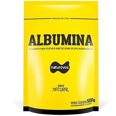 Albumina 500g - Naturovos