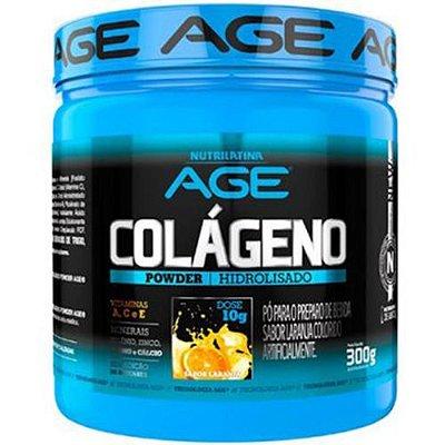 Colageno Powder 300g - Nutrilatina AGE