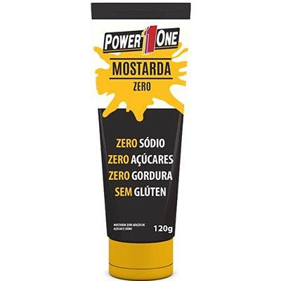 Mostarda Zero 120g - Power One