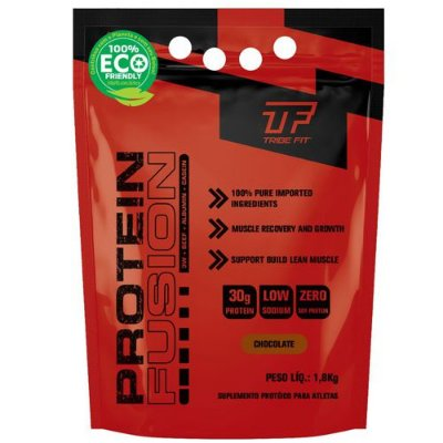 Protein Fusion 1,8kg  - Tribe Fit