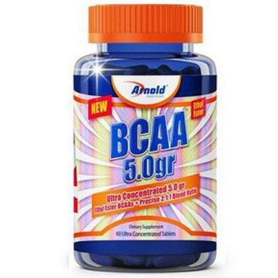 BCAA 5.0gr 120tabs - Arnold Nutrition