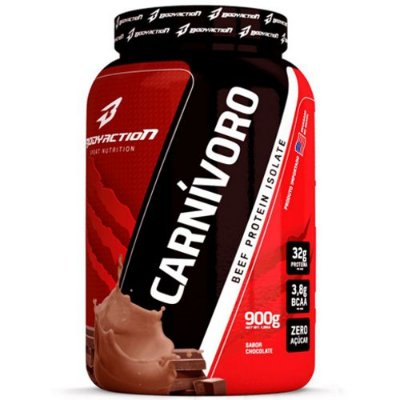 Carnivoro 900g - Body Action