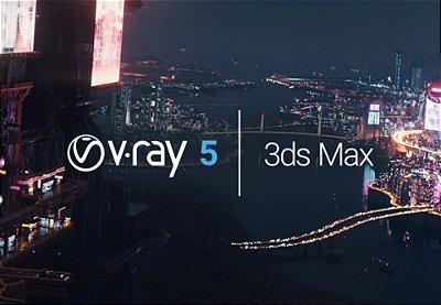 V-Ray Next 5 para 3ds Max 2013-2022