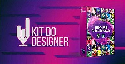 Ferramentas Kit do Designer 4.0 + 100GB