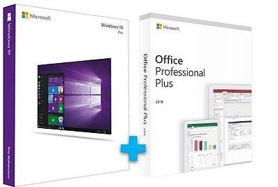 Windows 10 Pro & Office 2019 Pro