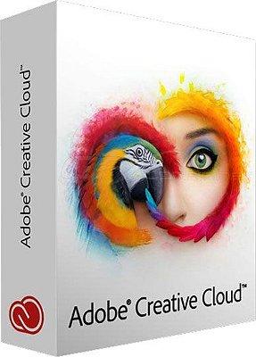 Adobe Creative Cloud 2019 para Windows/Mac