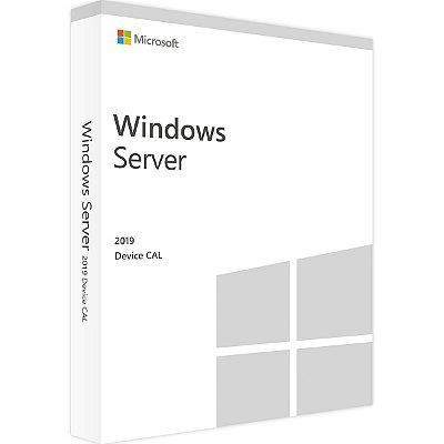 Pacote de 5 CALS de Dispositivo para Windows Server 2019