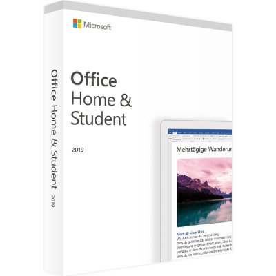 OFFICE 2019 HOME & STUDENT – 32 / 64 BITS – ESD – MICROSOFT