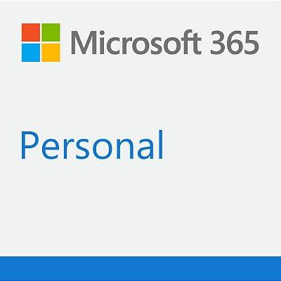 MICROSOFT 365 PERSONAL – NOVA VERSÃO DO OFFICE 365 PERSONAL