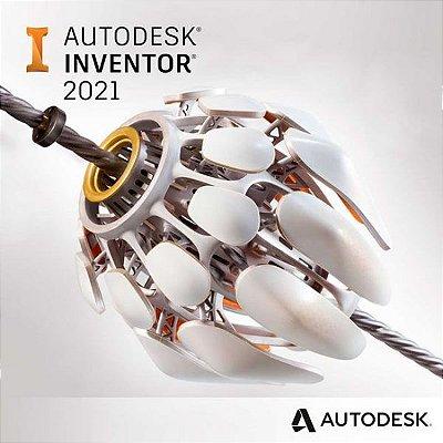 Autodesk Inventor Professional 2021 Vitalício