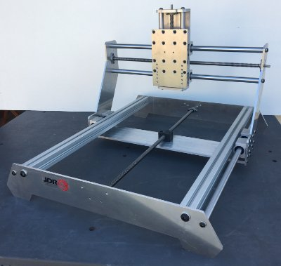 CNC Router - Kit Mecânico A6550 Hobby