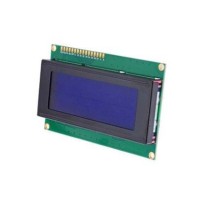 Display LCD 20x4 com Backlight Azul