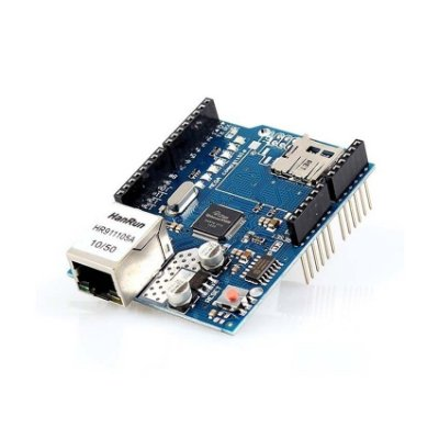 Ethernet Shield W5100 para Arduino