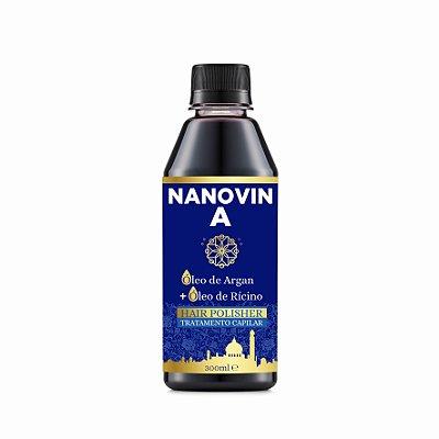 ÓLEO PARA O CABELO - NANOVIN A 300 ML