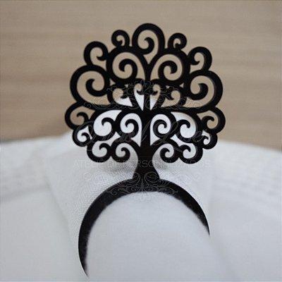 1 Porta Guardanapo Árvore - #Quant.Mínima: 10 unidades iguais# PGP 02022A