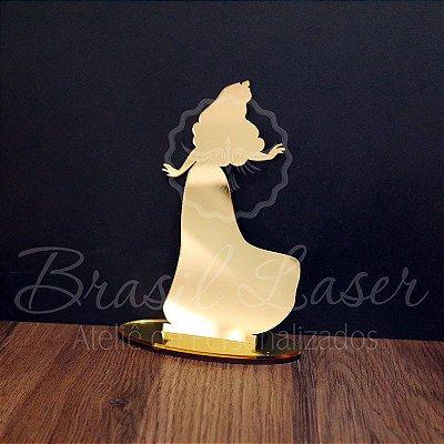 Topo de Bolo Princesa - TBV 01182A