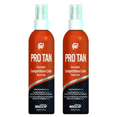 2 potes Pro Tan Competition Color 8.5oz (250ml)