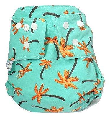Fralda de piscina coqueiros
