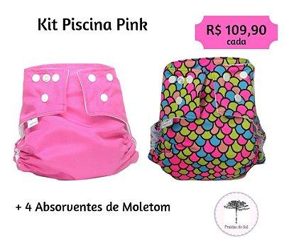 Kit Piscina Pink