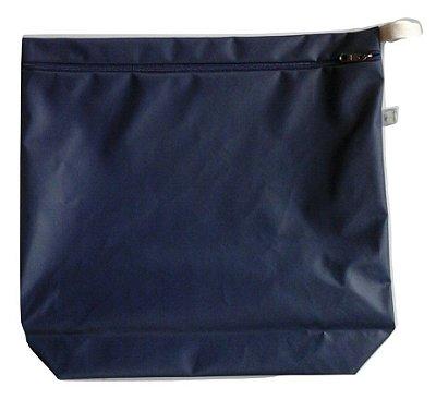 Presente para o Miguel - Sacola Impermeável Azul Marinho