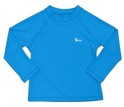 Presente para o Aruã - Camiseta Infantil Proteção UV 50+