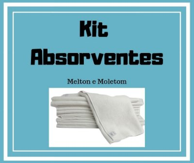 Presente para Helô - Kit Absorventes