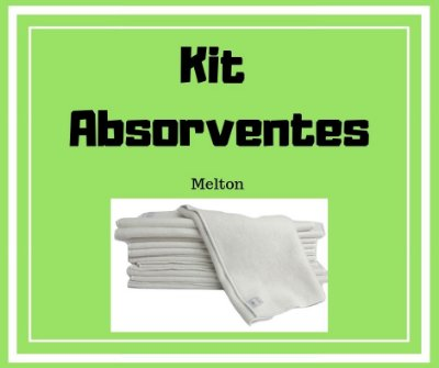 Presente para Helô - Kit Absorventes - Melton
