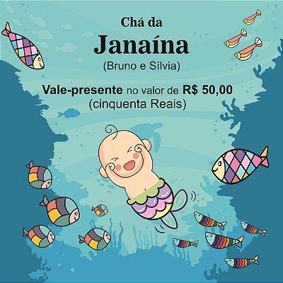 Chá da Janaína (Bruno e Sílvia)