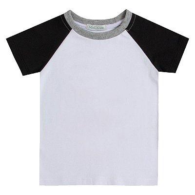 Camiseta infantil Haglan Bicolor