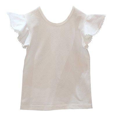 Camiseta babadinho lisa