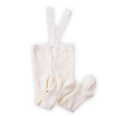 Meia calça infantil suspensório