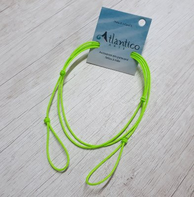 Cordinha Óculos - Verde Neon