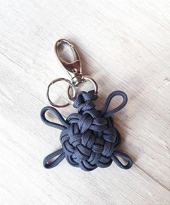 Chaveiro Tartaruga-marinha - Azul-marinho