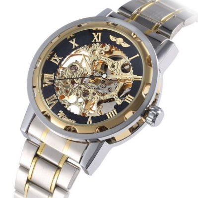 36677b29422 Relógio Winner Elegance 007 - Texas Relógios