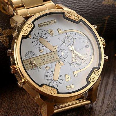 e9c99fac285 Relógio de Luxo Cagarny Unique