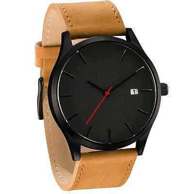 02d751d93e6 Pulseira de Couro - Texas Relógios