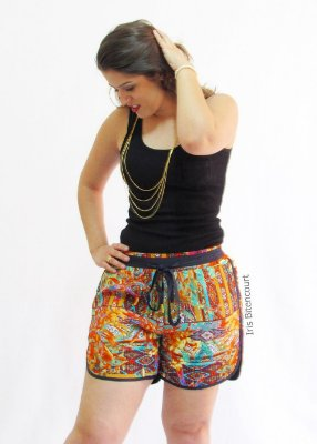 PROMO | SHORTS ESTAMPADO