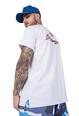 Camiseta Be Yourself - White