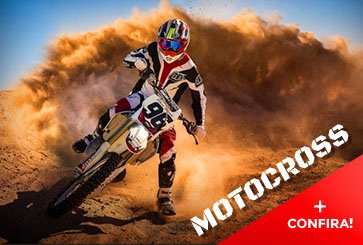 Acessórios MotoCross, enduro, trilha, cross, off-road, motos