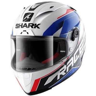 Capacete Moto Shark RACE-R PRO Sauer Wbr Racing Division