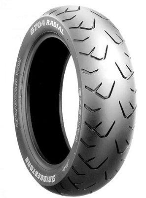 Pneu Bridgestone Moto Traseiro 074H R704Z 180/60 R16M/C Honda Gold Wing 1800