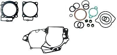 Junta do Cabeçote Motor Superior Yamaha Yzf 450 10-11 Retentor de Valvula Red Dragon