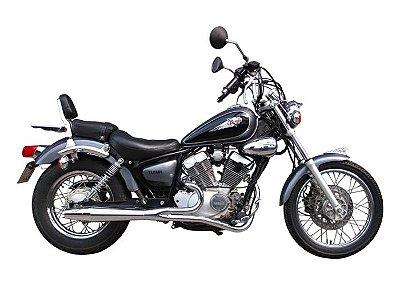 Escapamento Torbal Yamaha Virago 250 Todas THUNDER BOLT 2x1