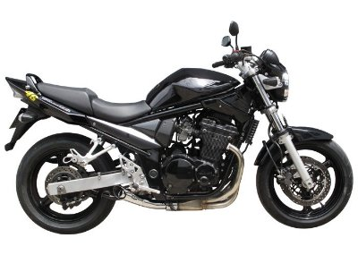 Ponteira do Escapamento Torbal Suzuki Bandit 600 650 1200 Carburada Super Gp Slim