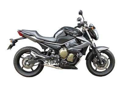 Escapamento Ponteira Torbal Full 4x1 Yamaha Xj6 N F Gp Conico