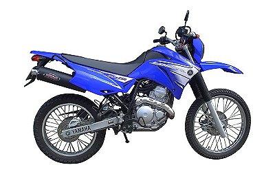 "Ponteira do Escapamento Torbal Yamaha Xtz Lander 250 4"" 1/2 Sport"