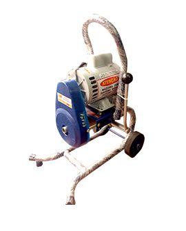 Máquina Desentupidora Eletrica Fpf 50 S/ Acessórios (Somente a Maquina)