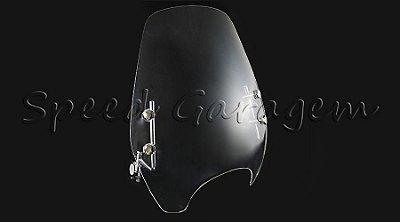 Bolha Parabrisa Yamaha Xj6 Fazer 250 Dt 180 200 Factor Ybr 125 Xtz 125 250 Rdz Rd 125 135 350 Aj9 Transparente