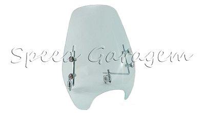 Bolha Parabrisa Suzuki Gs 500 Gs 120 Gsr 150 Yes 125 Intruder Dr 650 800 Aj9 Verde Agua
