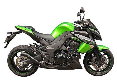 Ponteira do Escapamento Torbal Kawasaki Z1000 Ninja 1000 até 2013 Super Gp